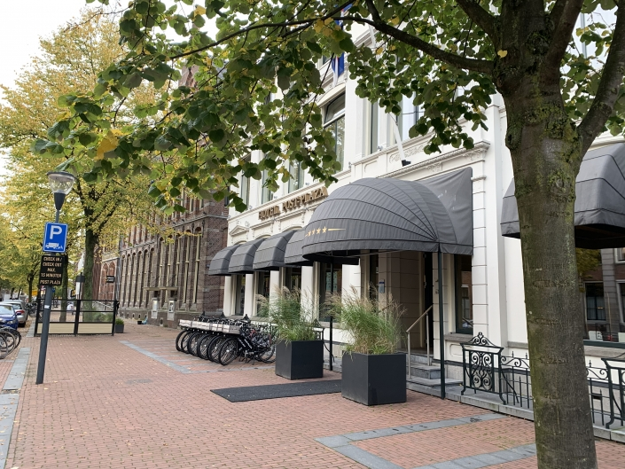 Hotel Post Plaza in Leeuwarden