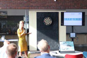 Marissa de Boer bij DemoDay 2018
