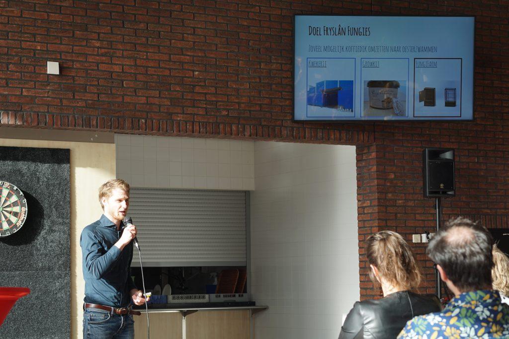 Fryslân Fungies - Michiel de Groot