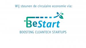 Wij steunen de circulaire economie via BeStart