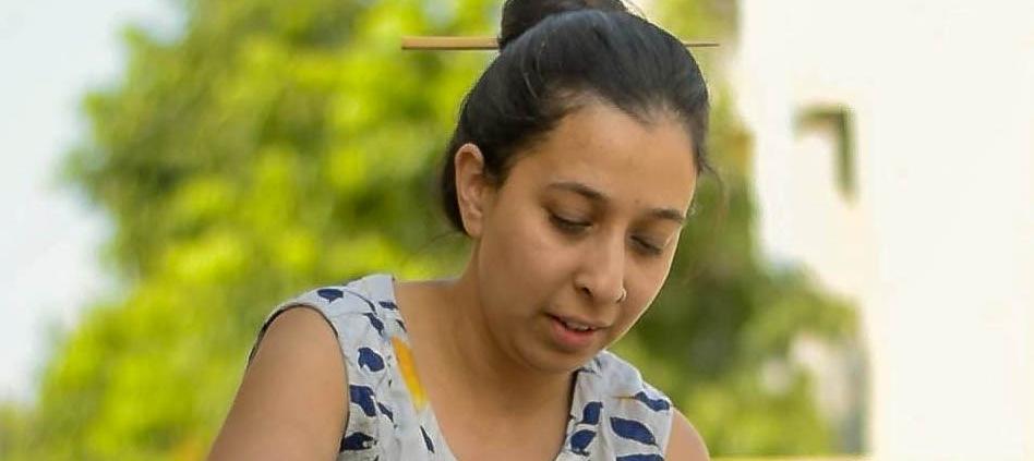 Itika Gupta - Dungse